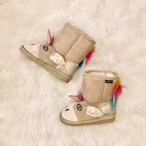 Other - Little girls unicorn boots
